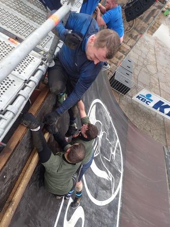 rnislauf Belgien, Halfpipe Challenge