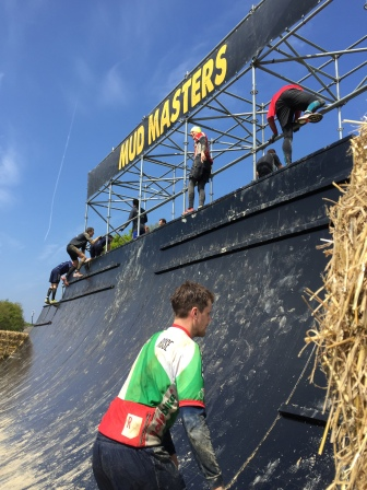 Mud Masters Obstacle Run 12 km, Hindernislauf Deutschland, Hindernis Pipe Runner