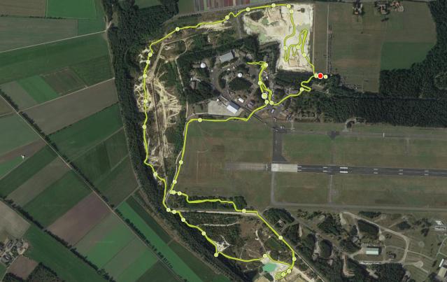 Mud Masters Obstacle Run Night Shift, Hindernislauf Deutschland, Streckenverlauf
