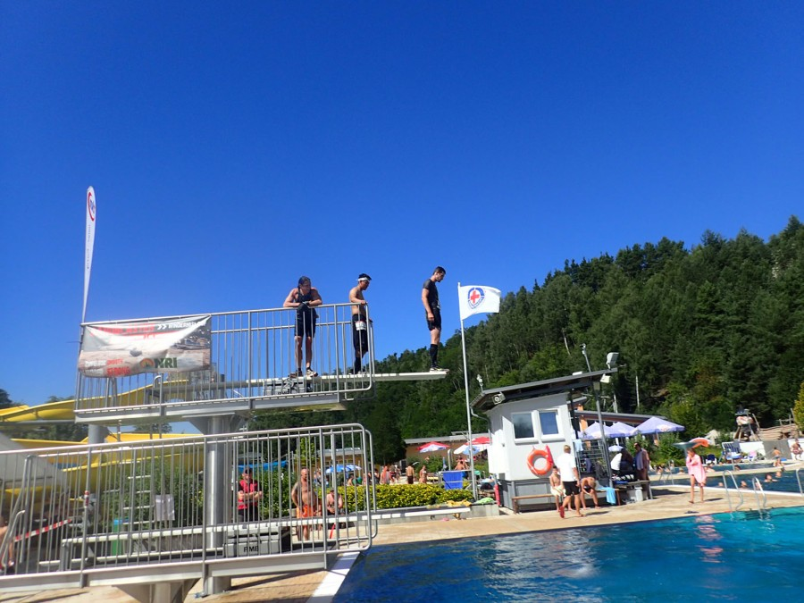 Sandblaster Run, Hindernislauf Deutschland, Hindernis Belly Flop