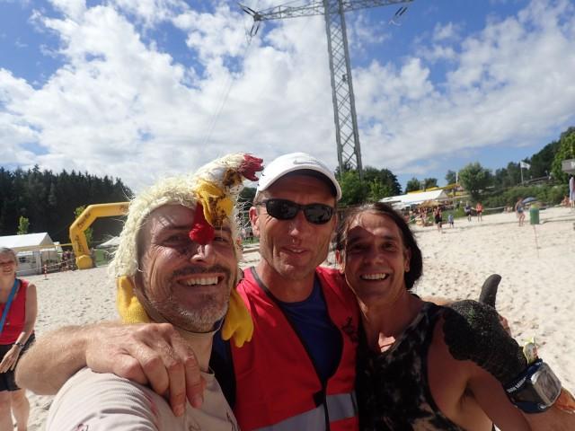 Sandblaster Run, Hindernislauf Deutschland, Tough Chicken, Nate, Franki