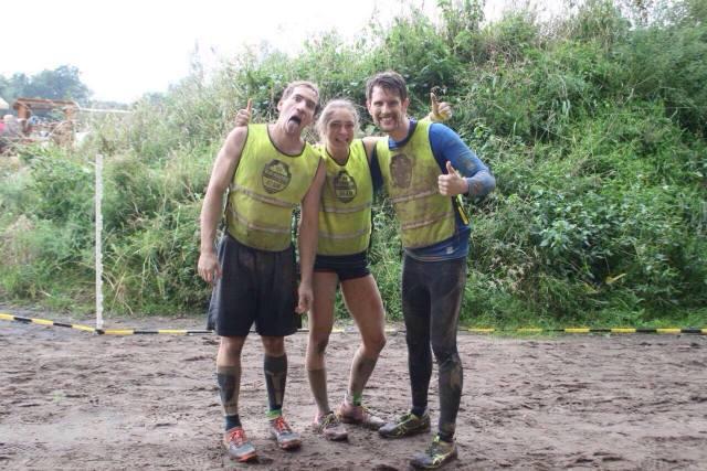 Mud Masters Obstacle Run, Hindernislauf Deutschland, Auf der Strecke