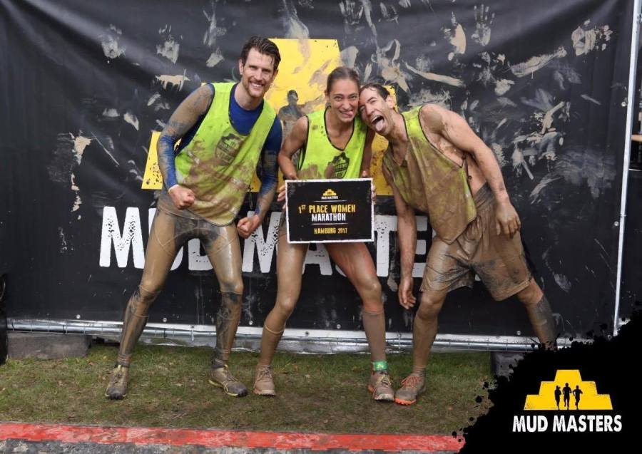 Mud Masters Obstacle Run, Hindernislauf Deutschland, Finisher_2